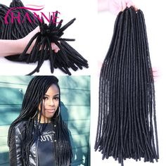 Fashion Colorful Crochet Synthetic Braids Hair 20 Inch Spiral Hollow Dreadlock Extensions Ombre Mix Kanekalon