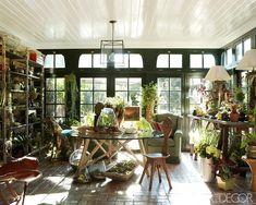 Living room, literally.