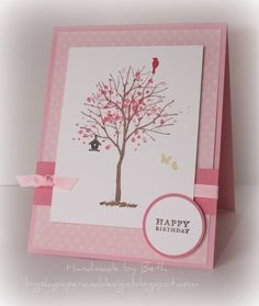 F4A58, Cherry tree blossoms.... by bigsky - Cards and Paper Crafts at Splitcoaststampers