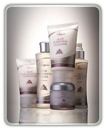 Our collection's formulation of ingredients including aloe vera, fruit extracts, white tea and superior moisturisers give back to your skin. They help rejuvenate and moisturise like never before.  www.purestartforever.myflpbiz.com