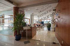 Entrada al comedor del Hotel RH Victoria Benidorm #restaurante #comida