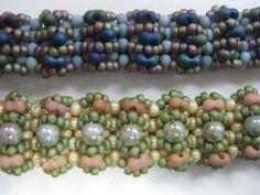 Bead Street Online: RAW with Peanut Beads