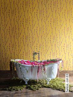 Tapete: Salice, col.03 - Die TapetenAgentur