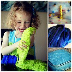 Slime Science - The Science Kiddo