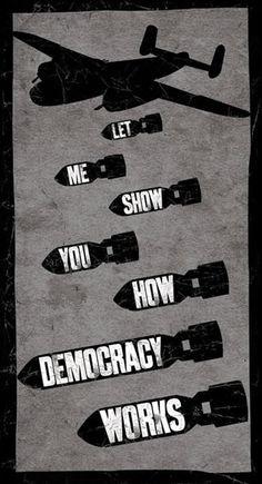 #democracy