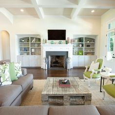 Traditional Living Room Rustic Tuscan Design, Pictures, Remodel, Decor and Ideas - page 6