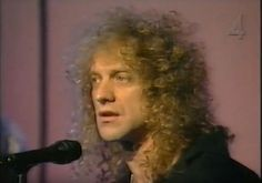Lou Gramm Foreigner - (raw material)