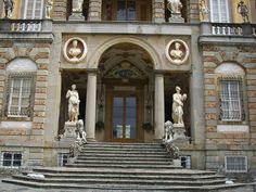 Villa torrigiani di lucca, facciata dettaglio 02 - Villa Torrigiani - Wikipedia, the free encyclopedia
