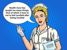 Nurse Jokes, Funny Nurse Quotes, Funny Memes, Nursing School Humor, Nursing Memes, Funny Nursing, Nursing Quotes, Rn Humor, Medical Humor