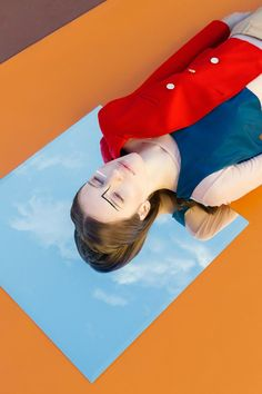 Colourful and Geometric Fashion Photographs Swedish photographer Gabriel Isak Mirror Photography, Reflection Photography, Creative Photography, Portrait Photography, Photography Ideas, Artistic Photography, Playground Photography, Street Photography, Minimal Photography