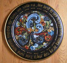 Teresa McCue Telemark plate