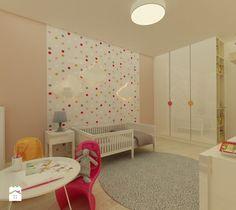 Mieszkanie na Młocinach - Pokój dziecka, styl nowoczesny - zdjęcie od Katarzyna Jaskulska Projektowanie Wnętrz