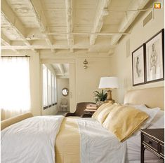 pinterest basement ceiling ideas with exposed joists | ceiling beams are already exposed, we're going to leave the ceiling ...
