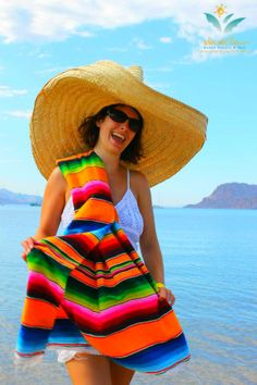 c2ed9ec2080 National  Hat Day is today … time to break out your  sombreros and  celebrate with a  trip to  Villa del Palmar at The Islands of Loreto