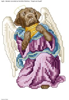 Luglio - cane labrador ciocolato 1