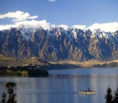 Queenstown, NZ! One of my favourite places! Amazing!