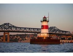 Overnight Stay at Borden Flats Lighthouse, Fall River, Massachusetts - BiddingForGood Fundraising Auction