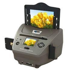 QPIX Photo Standalone Film and Print Scanner
