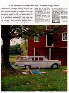 1000+ images about CHEVROLET Vintage Advertising on ...