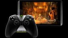 The Shield Tablet aims to make mobile gaming feel more like its console and PC cousins