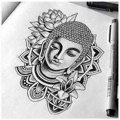 Instagram media by danny_bautista_ilustracion - Uno de los diseños que he estado trabajando para la @lacapsulaink #tattoodesign #iblackwork