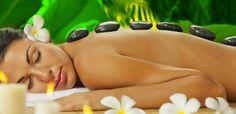 Hot Stone Massage - Massaggio con pietre calde - detossinante