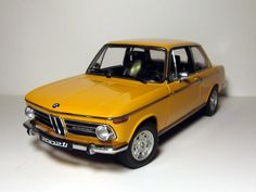 BMW 2002 tii. BMW has to work hard to make a better design than this... and I don't mean technology. Design