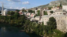 Mostar Bosnia and Herzegovina Travel Guide Mostar Bosnia, Bosnia And Herzegovina, Old City, Old Town, Travel Guide, Paris Skyline
