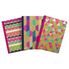 "Blank Journal Greenroom 6"" x 8"" Multi-colored"