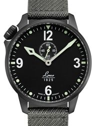 Laco Spirit of St Louis Type C Dial Automatic Pilot Watch, Sapphire Crystal #861909