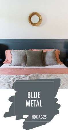 Finishing Our Basement Bedroom with BEHR Paint Finishing Our Basement Bedroom with BEHR Paint Amber Owens Decorate We ve got serious style envy thanks to this DIY nbsp hellip room paint behr Trendy Bedroom, Cozy Bedroom, Bedroom Decor, Bedroom Ideas, Master Bedroom, Basement Guest Rooms, Basement Apartment, Basement Renovations, Basement Ideas