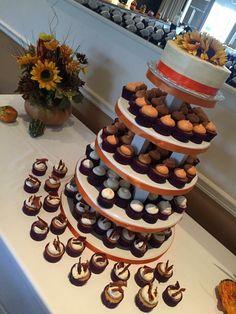 Michigan Event Services - Michigan Birthday and Event CupCakes- Michigan Custom Cakes - Event Planning www.MichiganEventServices.com
