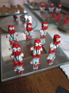 Miniature Polymer Clay Figure - Futurama by giggomon on deviantART