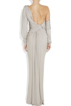 Do they have this in Ivory, to use as a wedding dress? If not i'm up for wearing grey as my wedding dress.