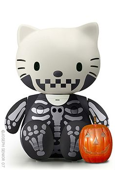 Hello ween Kitty by yodaflicker, via Flickr