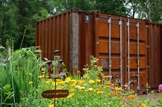 Carport-Container | CONTAINER-MANUFAKTUR BERLIN