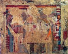 Rufino Tamayo was a Mexican modern artist.: