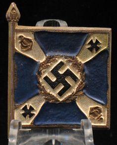 Flags & Standards_Kriegsmarine-Marineteile an