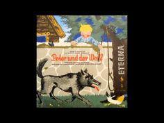 Peter und der Wolf mit erzählung