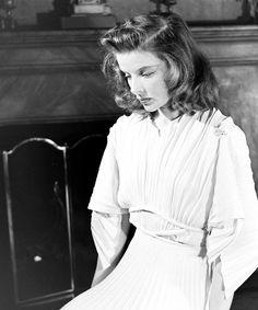 Katharine Hepburn by Alfred Eisenstaedt.