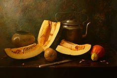 Still Life with pumpkin by Galina Shirmanova on 500px