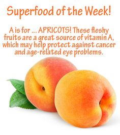 Superfood of the Week: Apricot