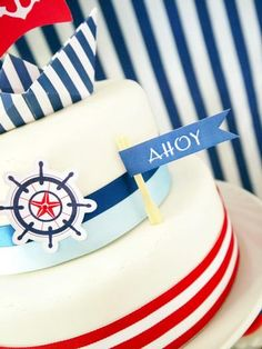 Hostess with the Mostess® - Preppy Nautical Party