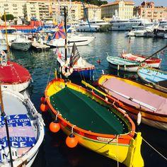 Détour par le Port de Nice le temps d'un footing ✨