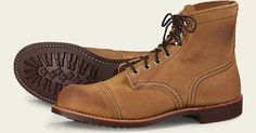 Red Wing Iron Ranger Boots - $319
