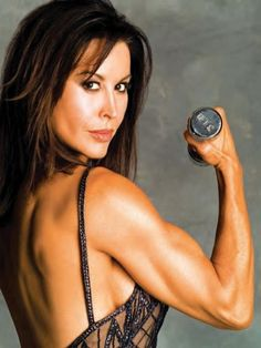 Rachel McLish - paved the way for women body building! Strong is the new skinny!