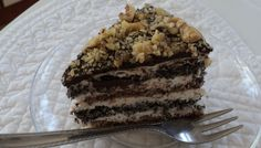 Orechovo-makový zákusok bez múky (fotorecept) - recept | Varecha.sk Tiramisu, Ethnic Recipes, Basket, Tiramisu Cake