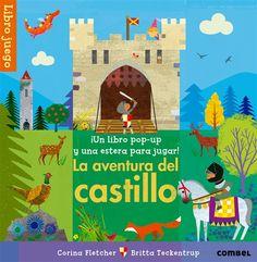 """""""La aventura del castillo"""" - Corina Fletcher (Combel)"""