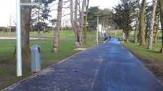 People's Park, Portadown, Co Armagh - Hartecast Armagh, Sidewalk, Park, People, Projects, Life, Log Projects, Blue Prints, Side Walkway