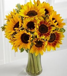 I love sunflowers! Would love for my desk at work.